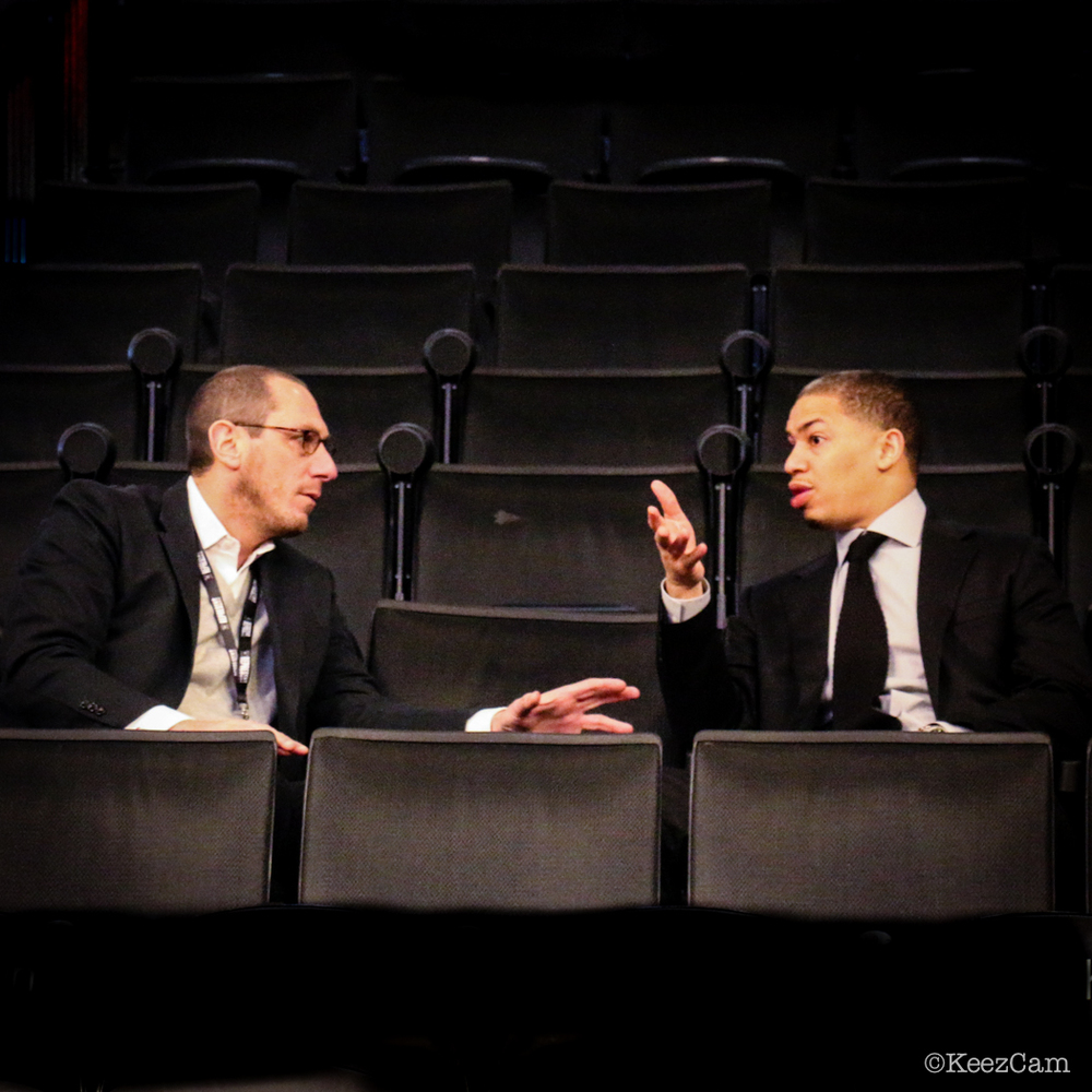 Andy Miller & Tyrone Lue