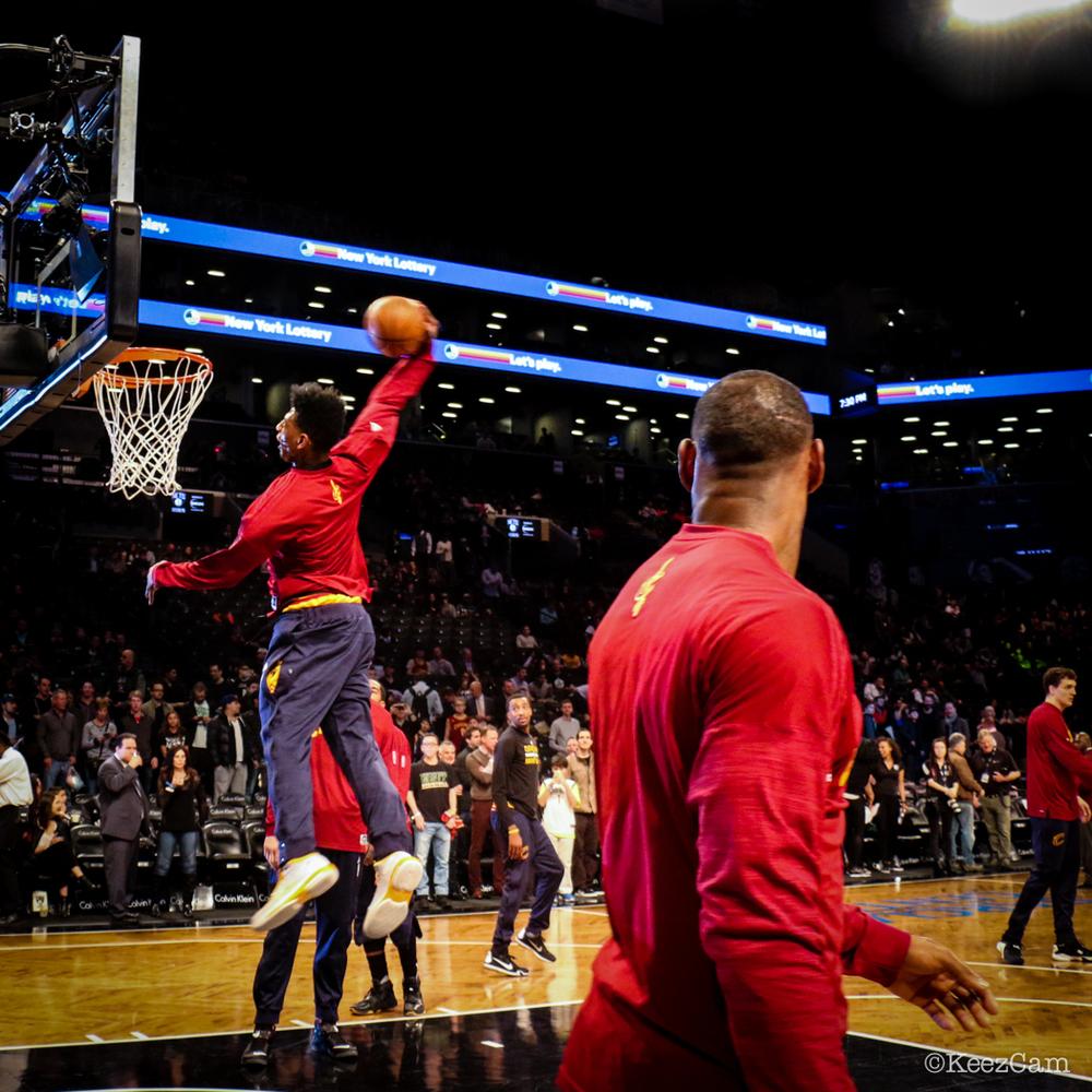 Iman Shumpert & LeBron James