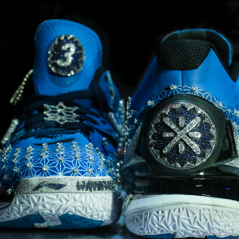 "The ""Fire Monkey"" Way Of Wade"
