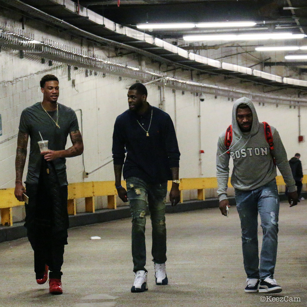 Chris McCullough, Willie Reed & Sean Kilpatrick