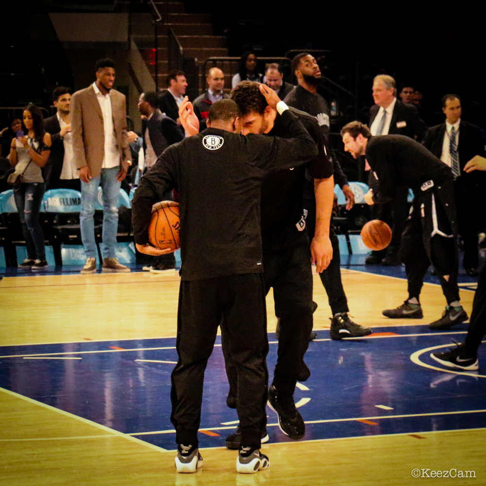 Markel Brown & Brook Lopez