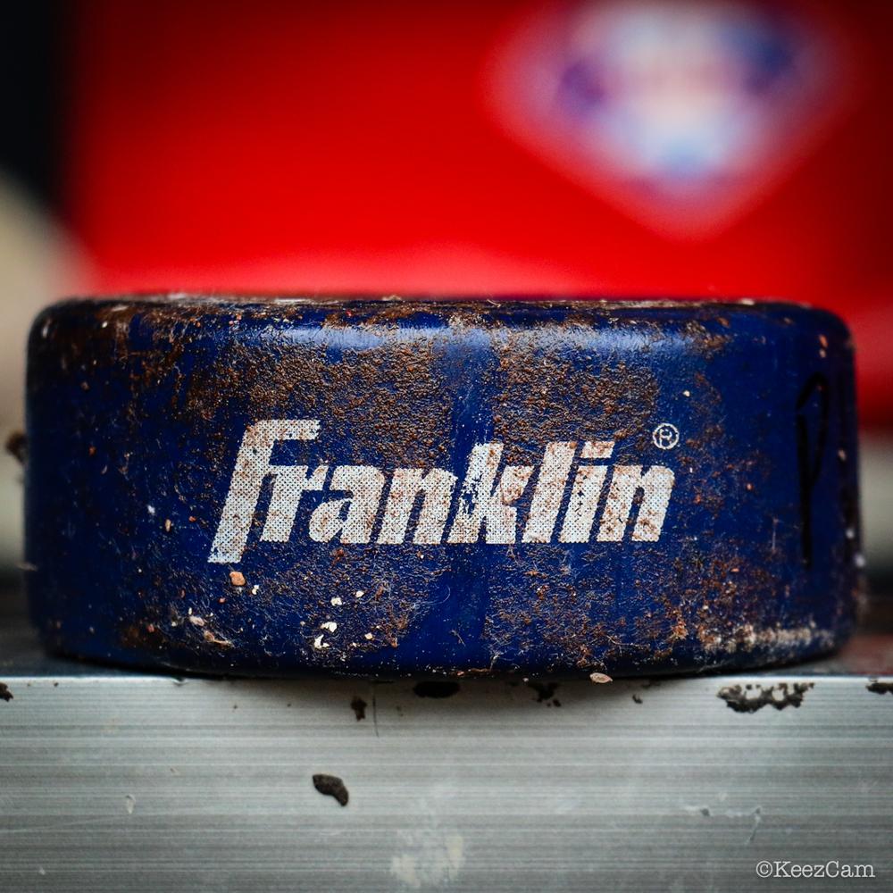 Franklin weight doughnut