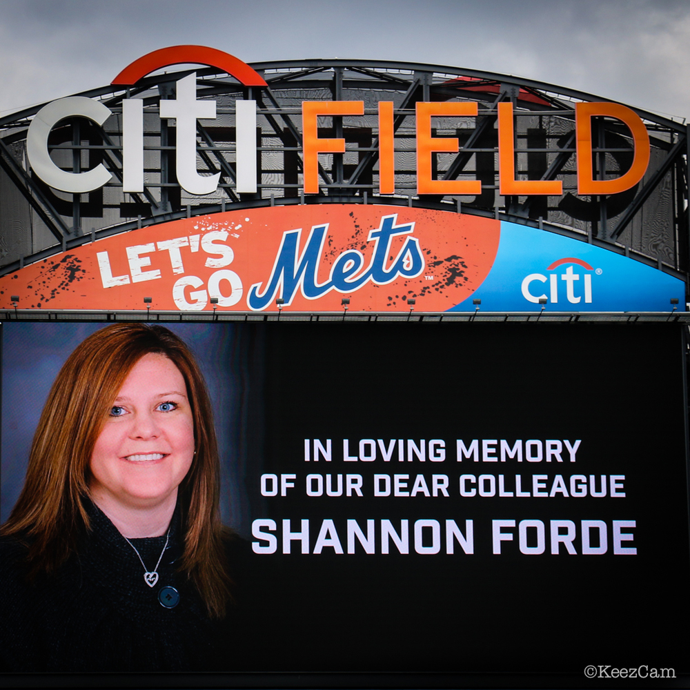 In Memory of Shannon Forde