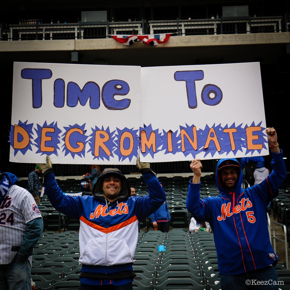 New York Mets Fans