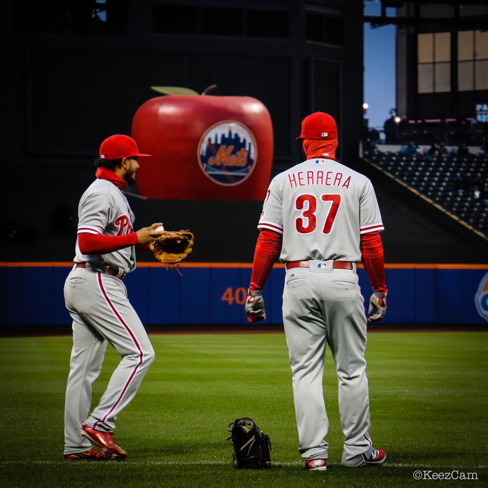 Freddy Galvis & Odubel Herrera