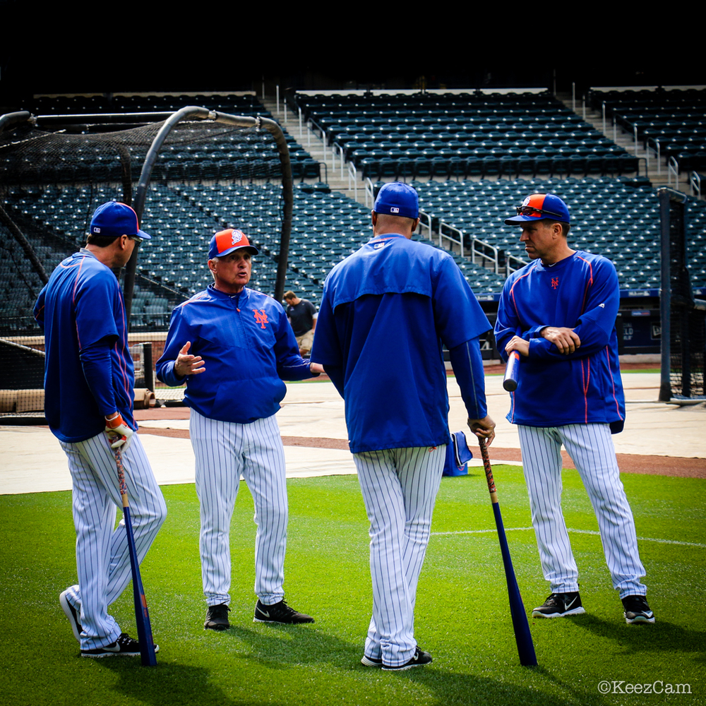 New York Mets coaches