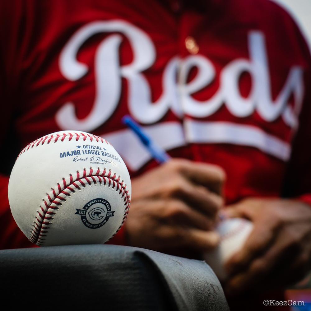Reds Baseball at Citi Field