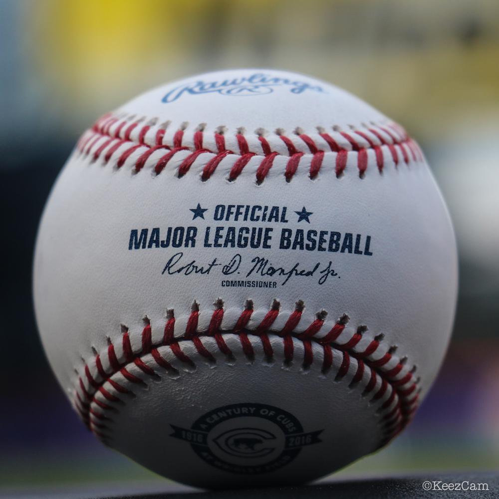 Batting Practice Baseball