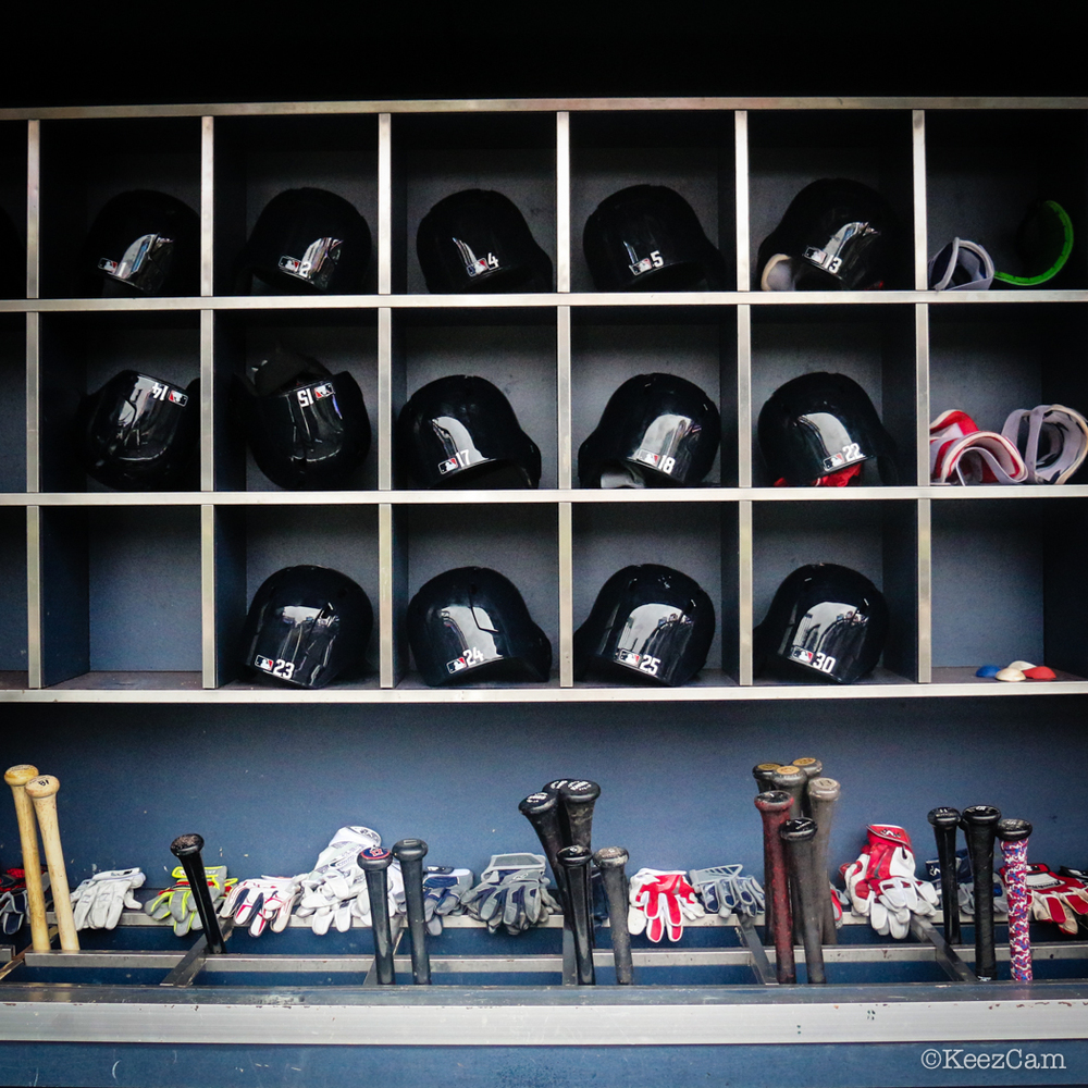 Atlanta Braves tools of the trade