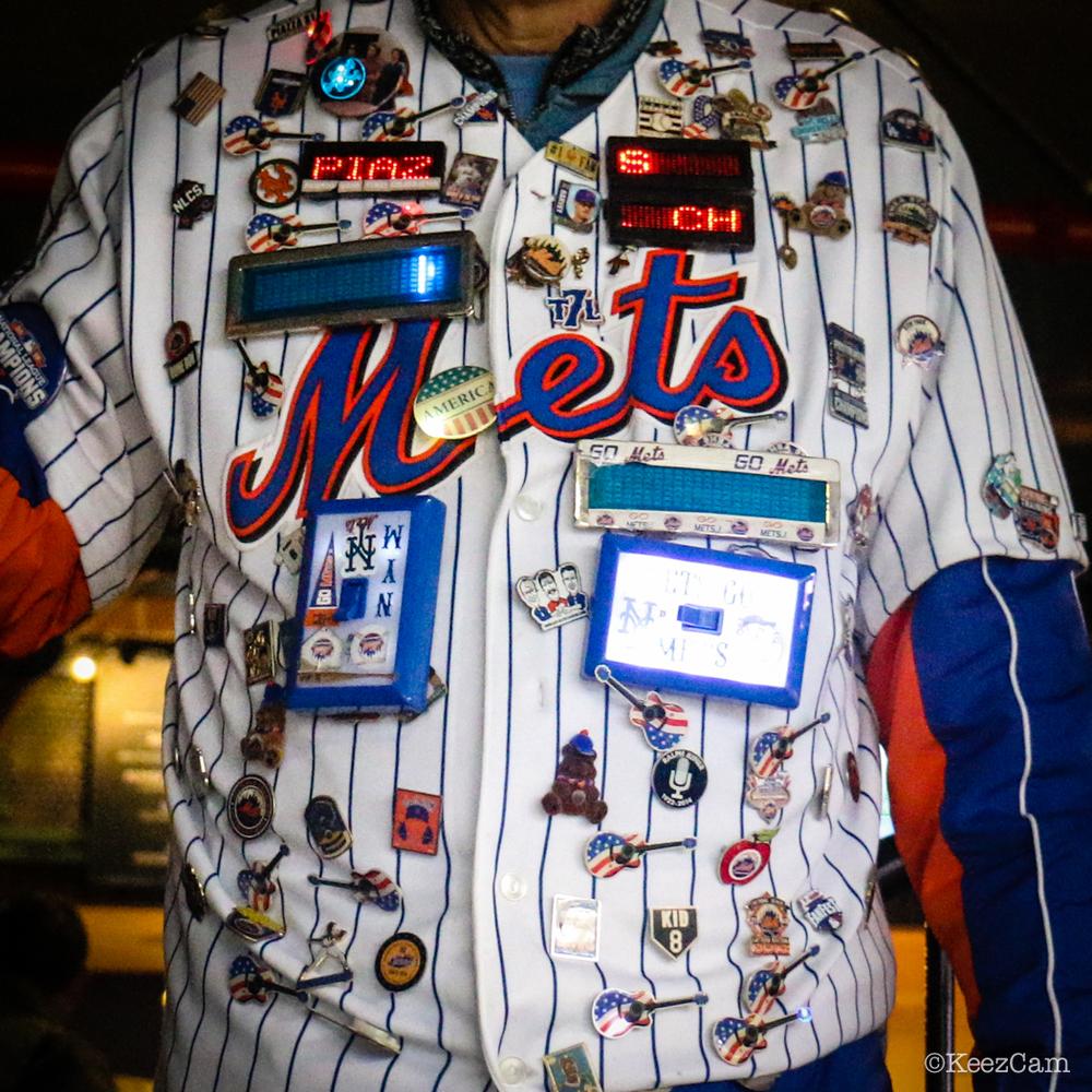 New York Met fan