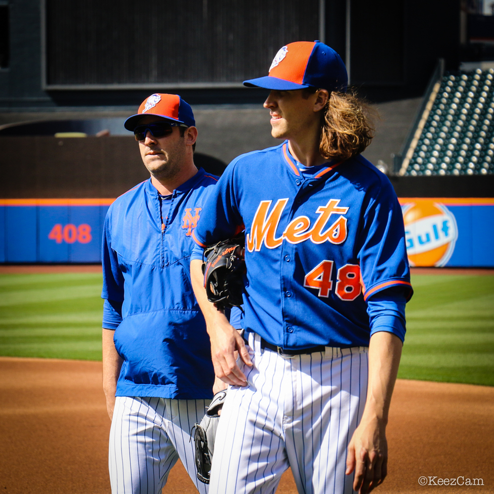 Matt Harvey & Jacob deGrom