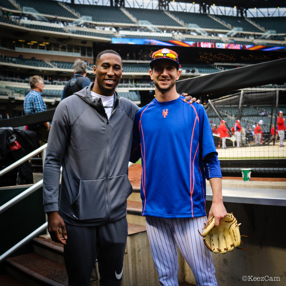 Rondae Hollis-Jefferson & Jerry Blevins