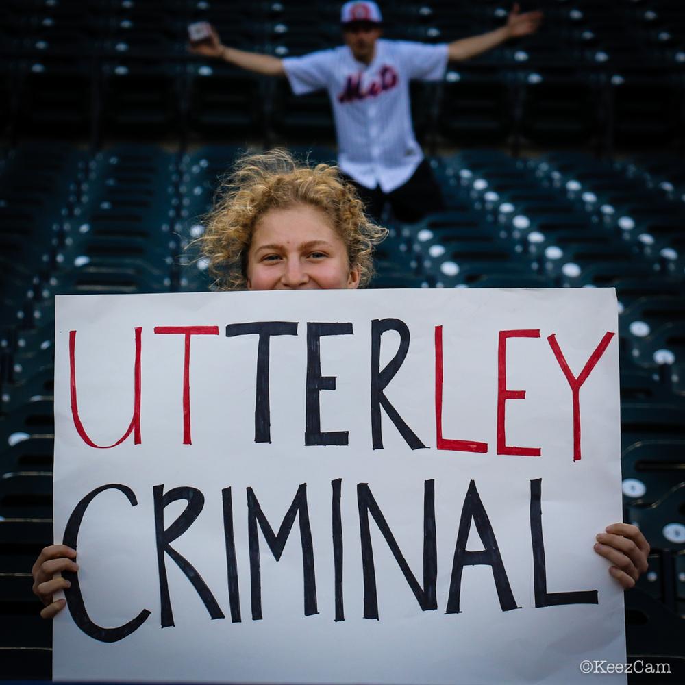 Chase Utley fan