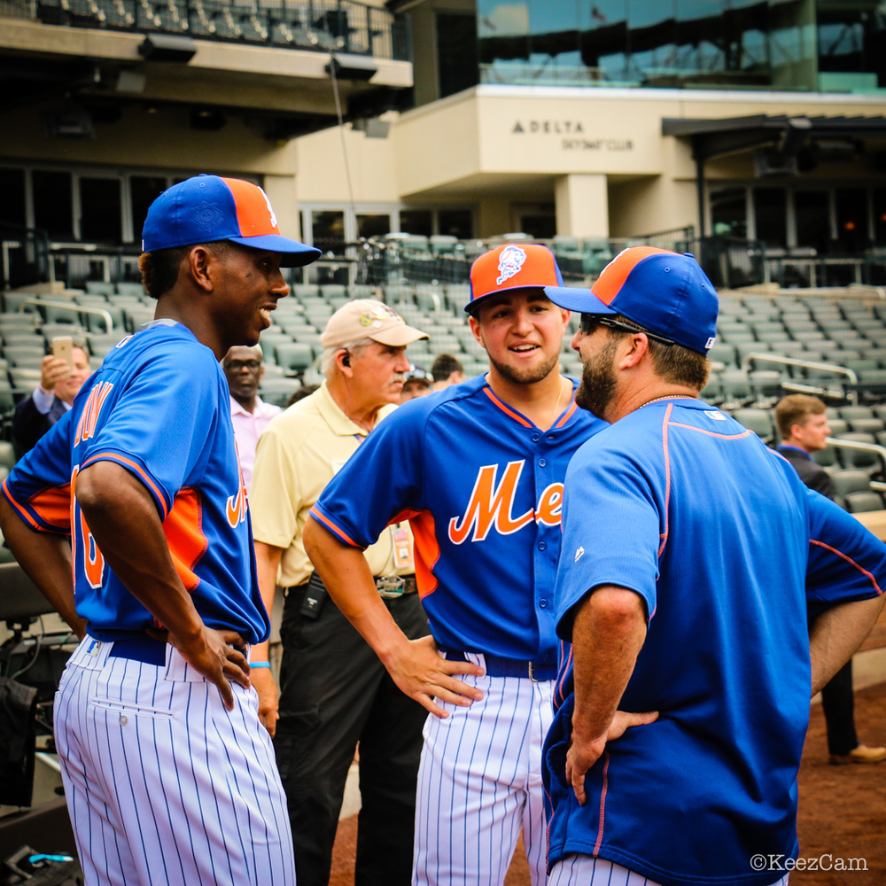Justin Dunn, Kevin Long & Blake Tiberi