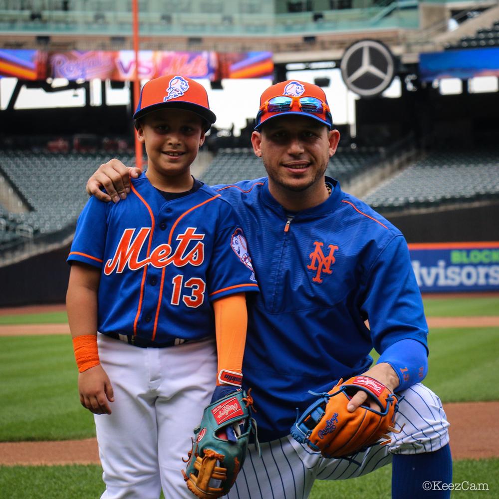 Asdrubal Cabrera & Son