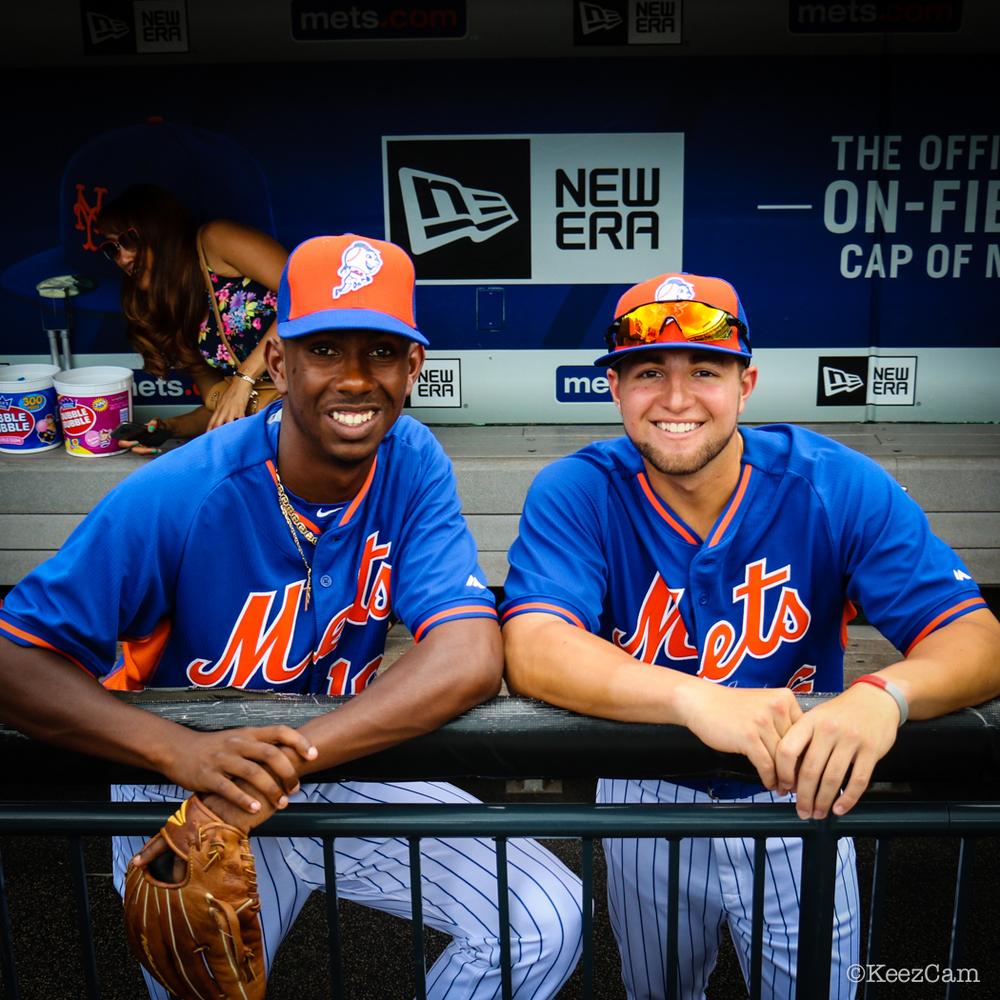 Justin Dunn & Blake Tiberi
