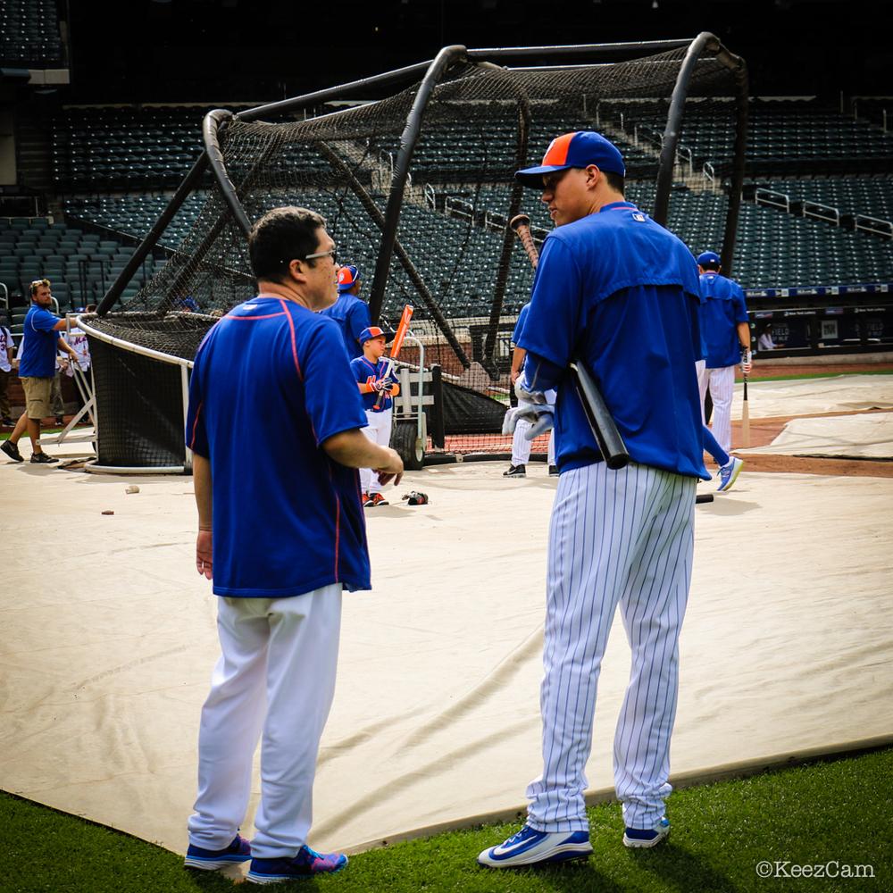 Yoshi & Wilmer Flores