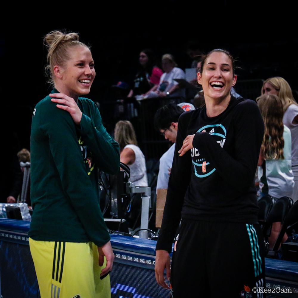 Abby Bishop & Rebecca Allen