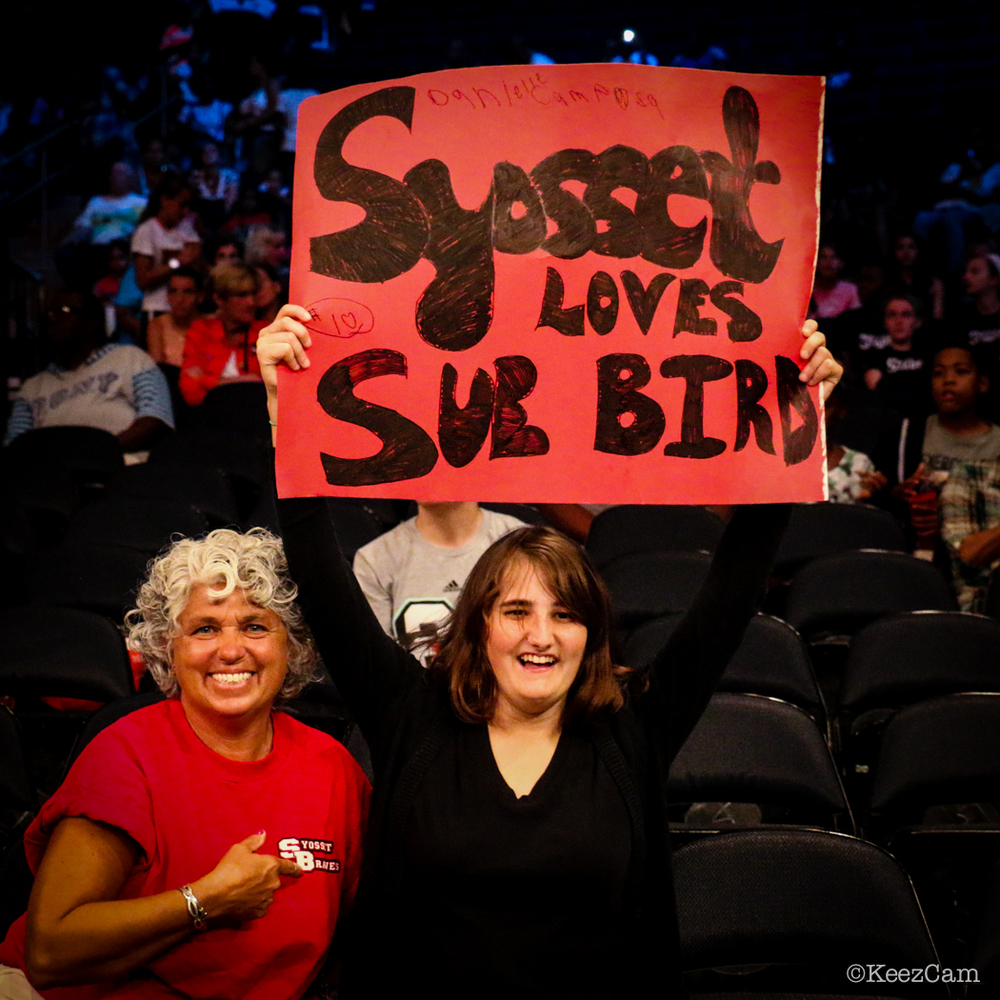 Sue Bird Fans