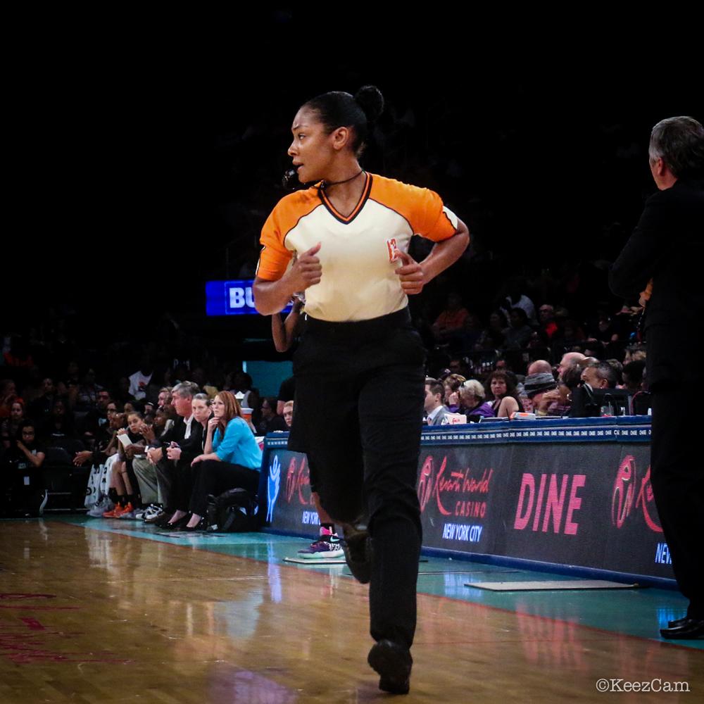 WNBA Official