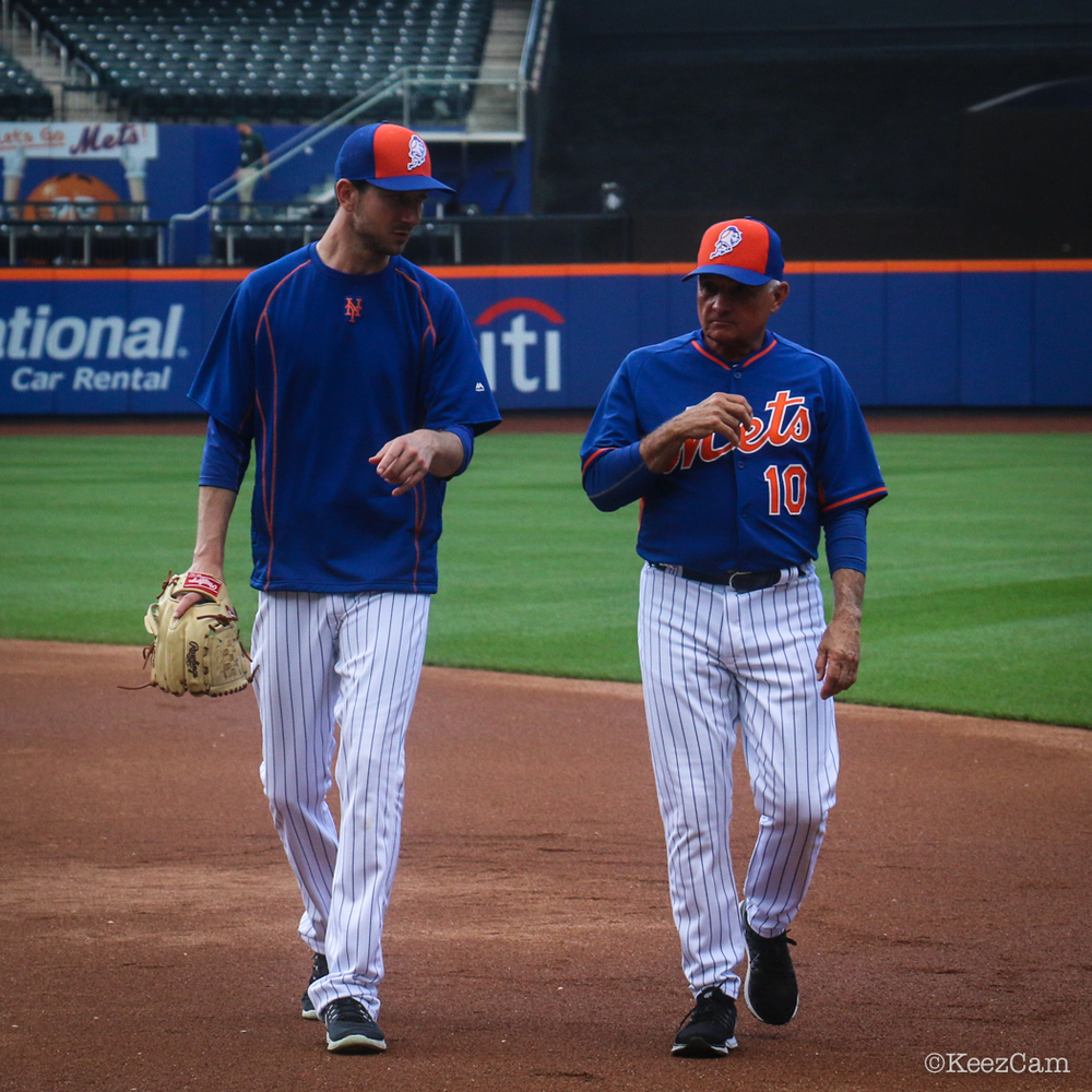 Jerry Blevins & Terry Collins