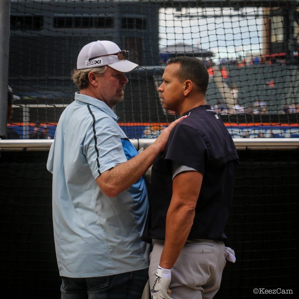 Rick Sutcliffe & Alex Rodriguez