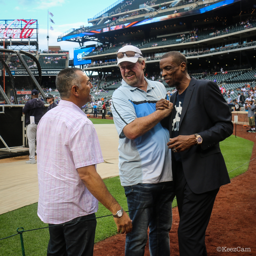 John Franco, Rick Sutcliffe & Dwight Gooden