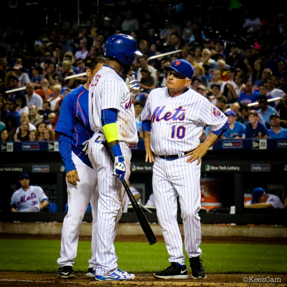 Jose Reyes & Terry Collins
