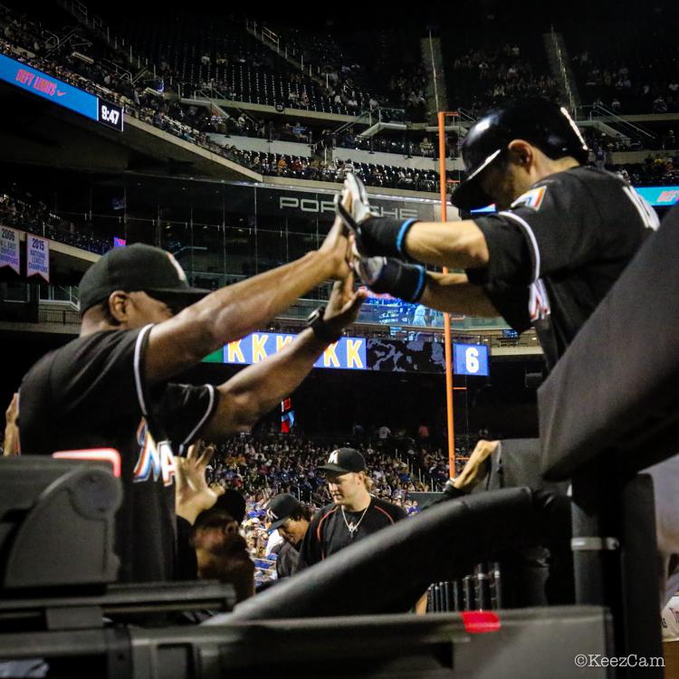 Barry Bonds & Ichiro