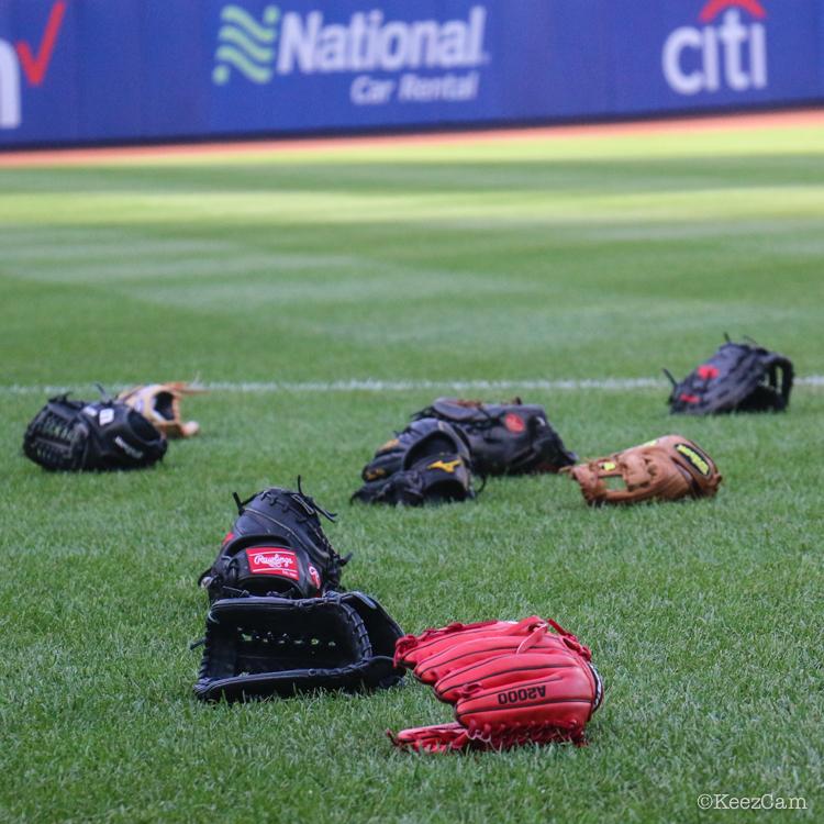 Washington Nats gloves
