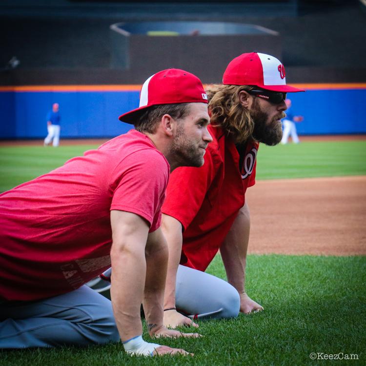 Bryce Harper & Jason Werth