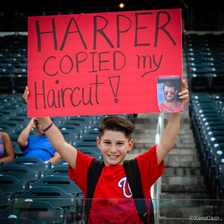 Bryce Harper fan