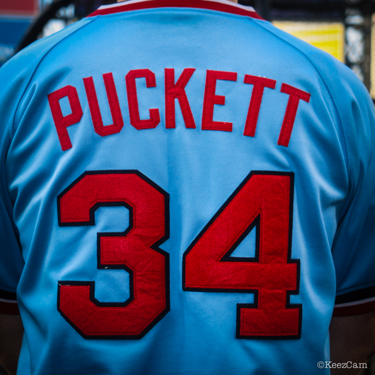 Kirby Puckett Fan