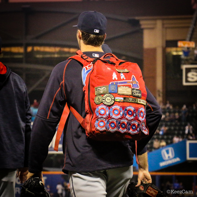 Atlanta Braves Pitcher
