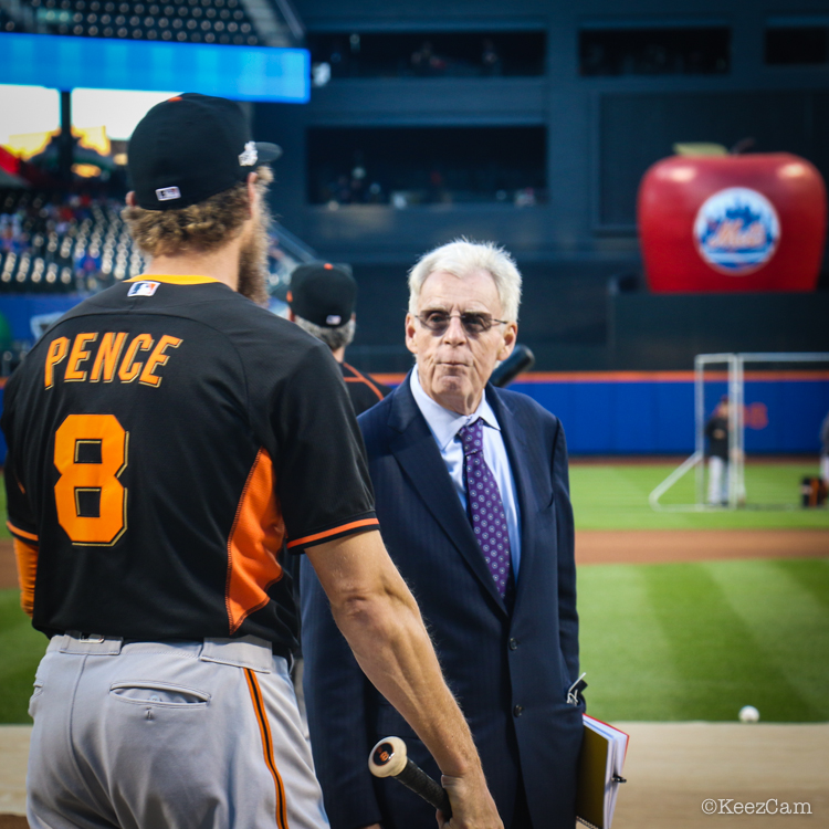 Hunter Pence & Peter Gammons
