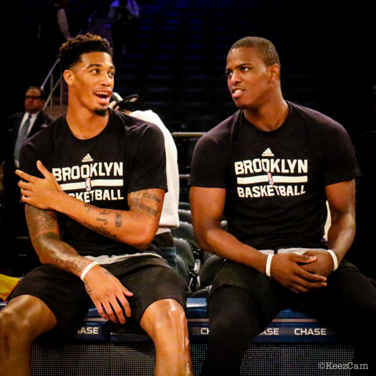 Chris McCullough & Isaiah Whitehead