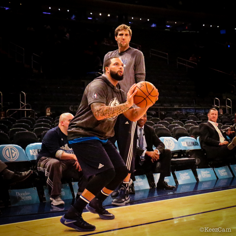 Deron Williams & Dirk Nowitzki