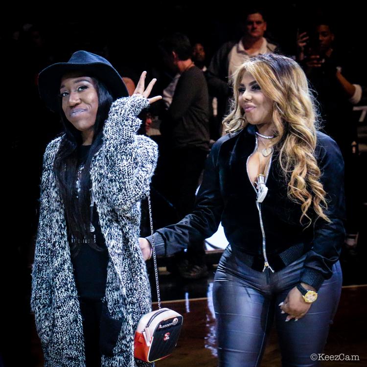 Tyanna & Lil Kim