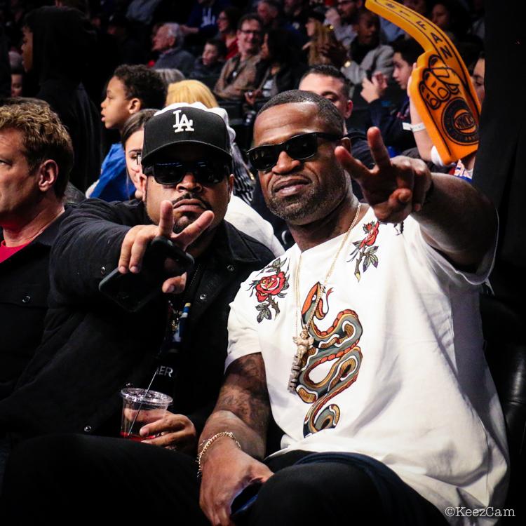 Ice Cube & Stephen Jackson