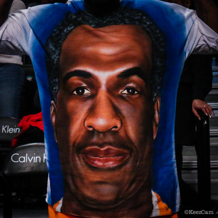 Charles Oakley Art Work