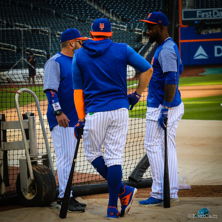 Kevin Long, Asdrubal Cabrera, Jose Reyes