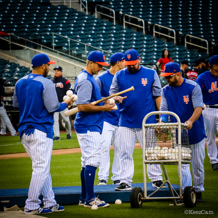 New York Mets BP