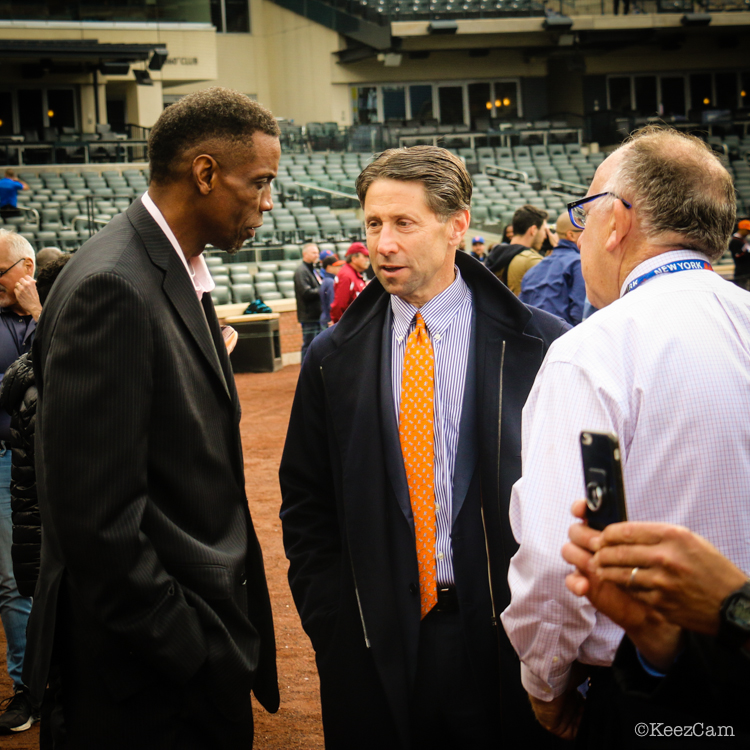 Dwight Gooden & Jeff Wilpon