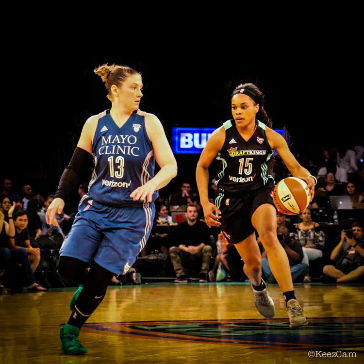 Lindsay Whalen & Brittany Boyd