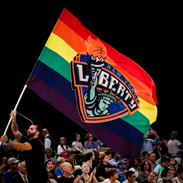 New York Liberty Pride