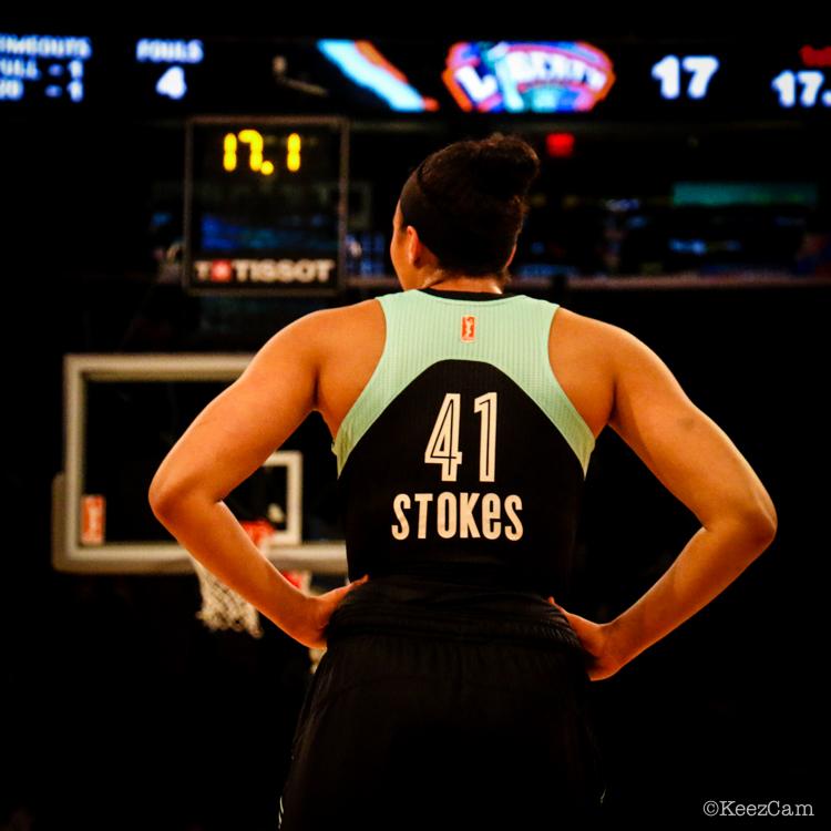 Kiah Stokes