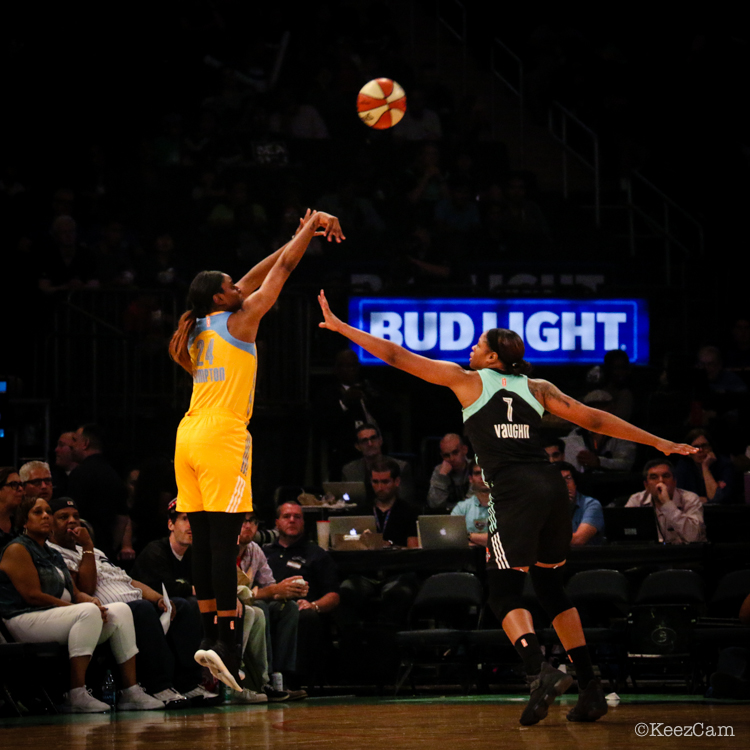 WNBA Action