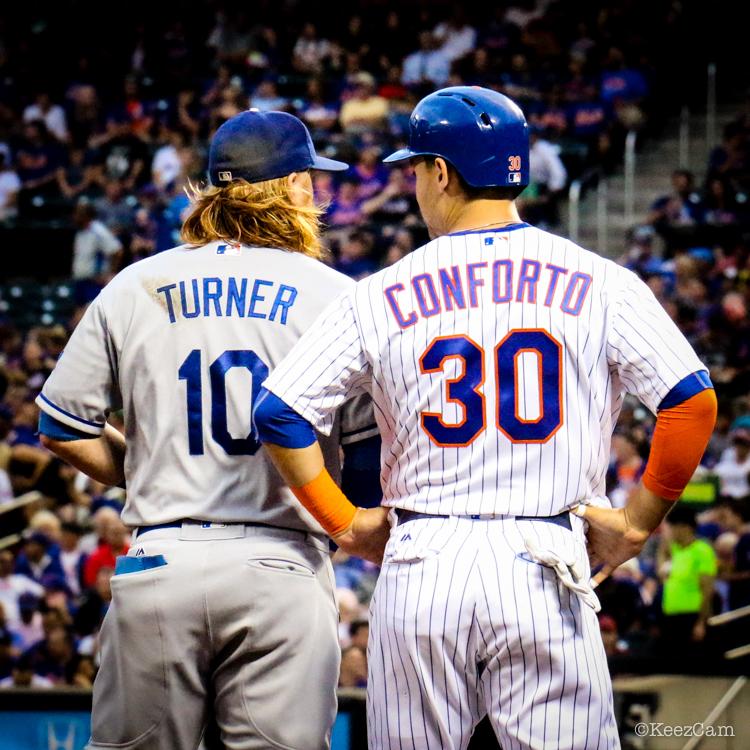 Justin Turner & Michael Conforto