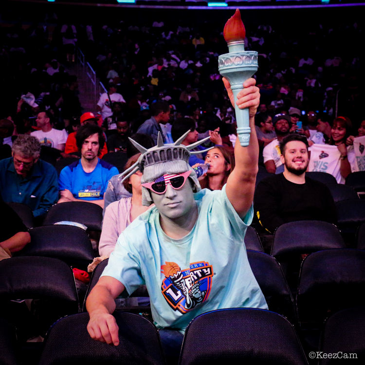 NY Liberty Fan