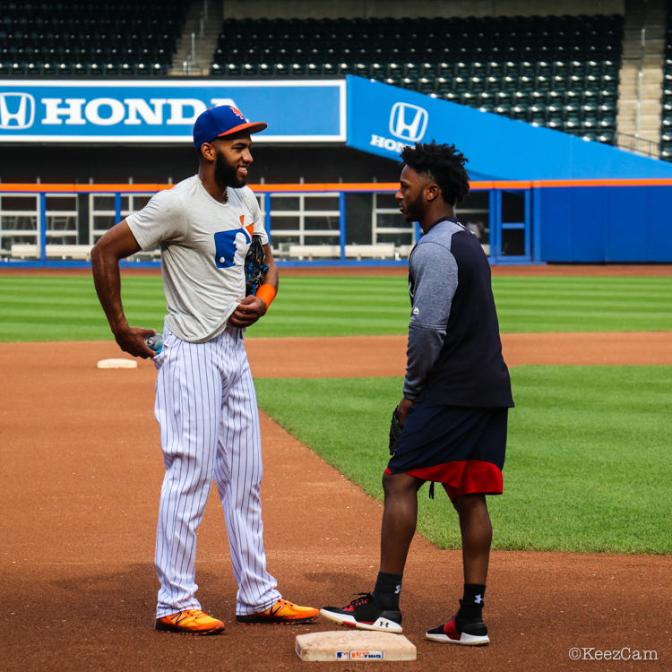 Amed Rosario & Ozzie Albies